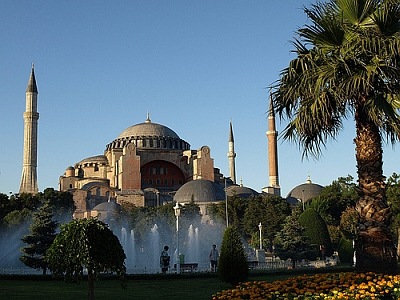 ayasofya early morning 400px Botanical Tours