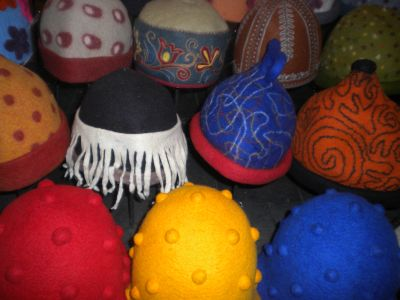 Turkish Hand-made Hats