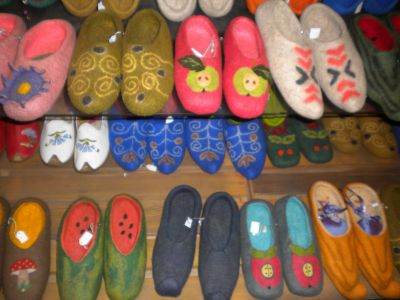 Turkish Hand-made Slippers