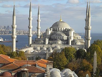 Sultanahmet, The Blue Mosque
