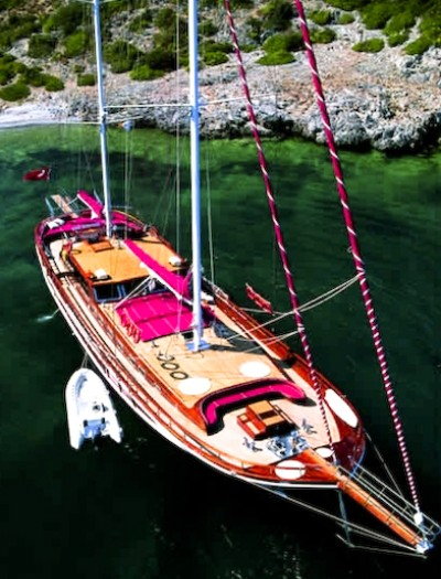 cobraq3 Turkish Yacht Charters