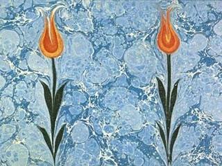 Ebru Tulips