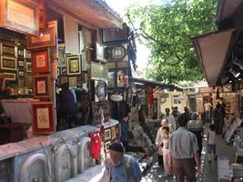 Istanbul's Old Book Bazaar