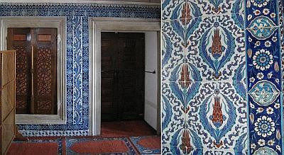 Rustem Pasha Tiles
