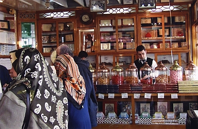 Haci Bekir, Renowned Istanbul Candy Shop