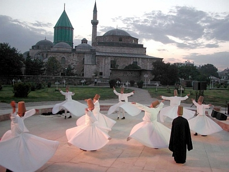 whirling dervishes Whirling Dervishes